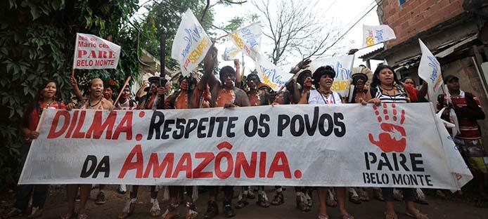 Protest Belo Monte_Antonio Cruz-AgenciaBrasil