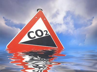 CO2 Klimaerwärmung Kohlendioxid Erderwärmung