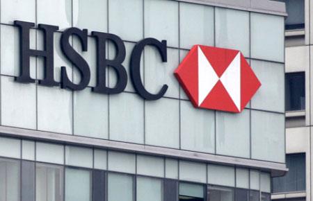 HSBC-Fassade