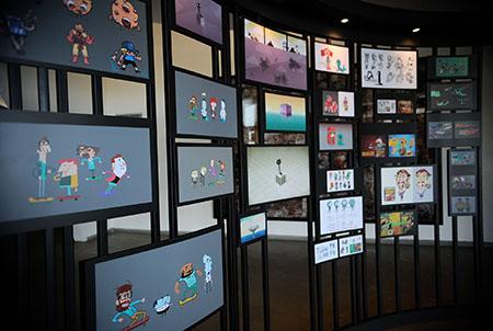 Começa no Rio de Janeiro a 23ª edição do Anima Mundi – Festival Internacional de Animação do Brasil. O festival exibirá 450 filmes de 40 países (Tomaz Silva/Agência Brasil)
