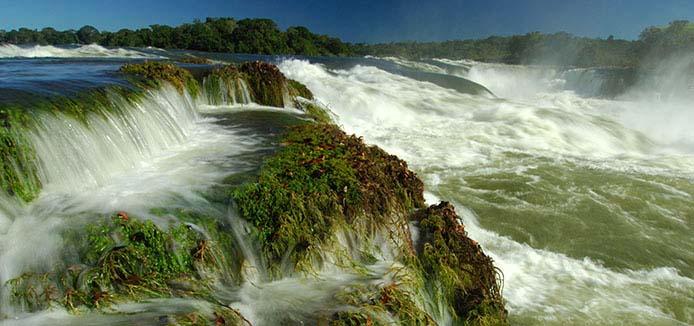 Augusto Falls, Juruena River, Juruena National Park, Brazil