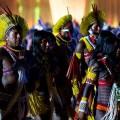 Gesänge, Tänze und heiliges Feuer prägen Eröffnung der Indigenen Weltspiele