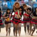Frauenpower bei den ersten Indigenen Weltspielen