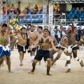 Foto: JMPI (Jogos Mundiais dos Povos Indigenas) und dem Ministério do Esporte