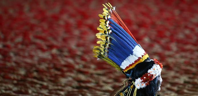 31 de Outubro de 2015 - JMPI 2015 - Cerimónia de encerramento dos Jogos. Foto: Roberto Castro/ME.