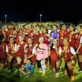 sobre as XerentKanada das Frauensieger-Team - Foto: Marcelo Camargo/Agência Brasil