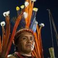 Ethnie Waiwai - Foto: Marcelo Camargo / Agência Brasil