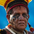 Ethnie Kuikuro - Foto: Marcelo Camargo / Agência Brasil