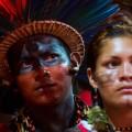 Ethnie Bororo Boé - Foto: Marcelo Camargo / Agência Brasil