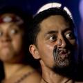 Ethnie Maoari (NZ) - Foto: Marcelo Camargo / Agência Brasil