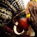Ethnie Pataxó  - Foto: Marcelo Camargo / Agência Brasil