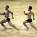 Sieger Laufen 100 Meter - Foto: Francisco Medeiros/ME