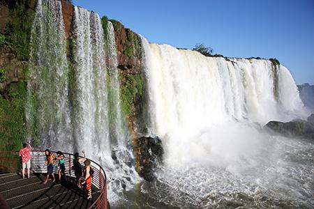 A Secretaria de Estado do Esporte e do Turismo e a Paraná Turismo participam nesta quinta (5) e sexta-feira (6) do Festival Internacional de Turismo das Cataratas do Iguaçu, em Foz do Iguaçu. Foto: Joel Rocha (arquivo)