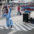 Elvis da Paulista bei einer seine Shows - Foto: sabiá brasilinfo