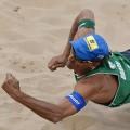Brasilianische Athleten lassen trotz Niederlagen Kopf nicht hängen