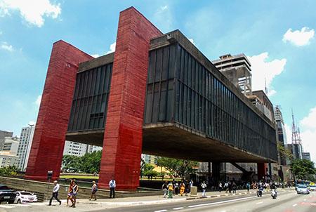 Museu de Arte de São Paulo. Rafael Neddermeyer/ Fotos Públicas