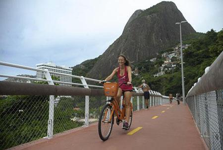 Rio Radweg_Tomaz Silva Agencia Brasil