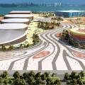 Bauarbeiten für Olympiade 2016 kurz vor dem Abschluß