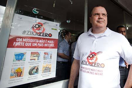 Mosquito Aedes aegypti, Foto (Marcelo Camargo/Agência Brasil)