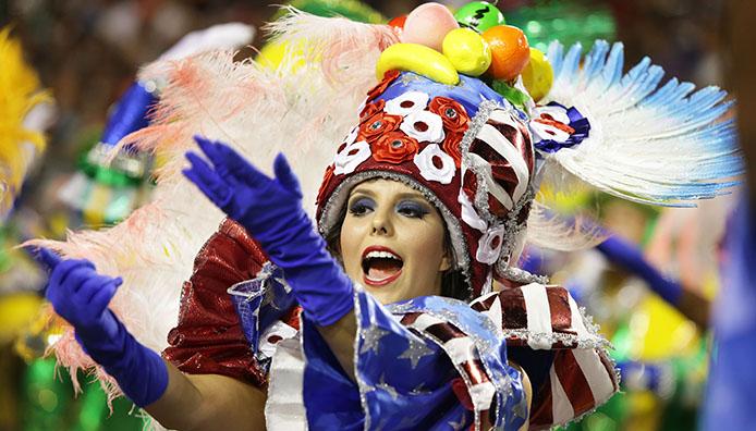 São Paulo Carnaval 2015 Carnaval SP - Império de Casa Verde. Foto: Paulo Pinto/LIGASP/Fotos Públicas