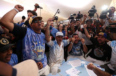 Sao Paulo- SP- Brasil- 09/02/2016- Apuração dos desfiles das escolas de Samba do Grupo Especial do carnaval de Sao Paulo 2016. Foto: Paulo Pinto/ LIGASP/ Fotos Publicas
