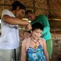 Das indigene Volk der Yanomami ist vom Quecksilber der Goldgräber infiziert