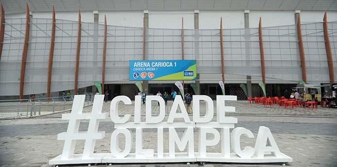 Rio de Janeiro, Arena Carioca 1 - Foto: Tânia Rêgo / Agência Brasil