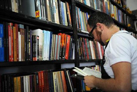 Buecherladen_Jose Cruz Agencia Brasi