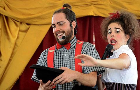14. Clownfestival in Brasilia - Foto: Elza Fiuza/Agência Brasil