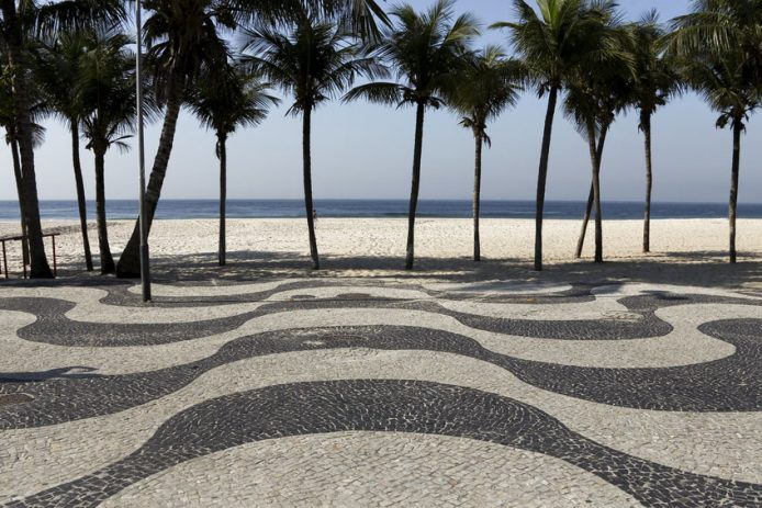 Muster von Roberto Burle Marx - Foto Luiz/Fotolia