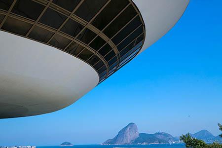 Museu de Arte Contemporânea in  Niterói-RJ - Foto: LiadePaula/MinC