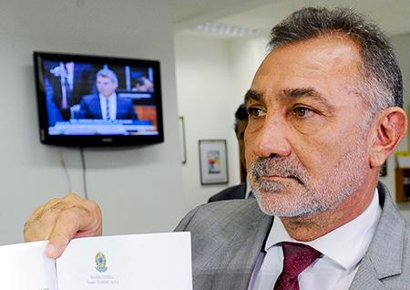 Romero Jucá (PMDB-RR) - Foto: Marcos Oliveira/Agência Senado