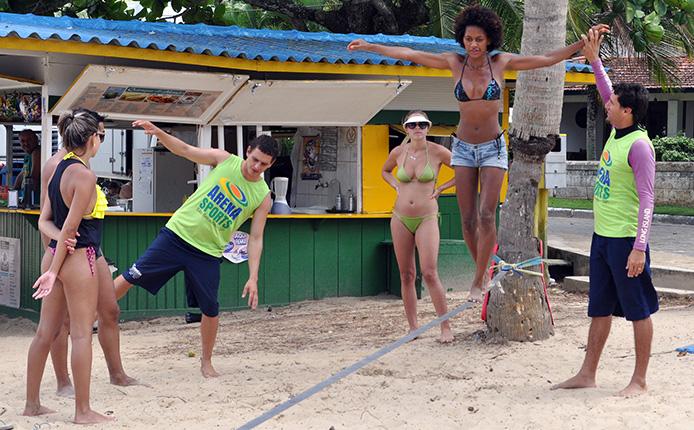 Sport am Strand - Foto: PMSS / Fotos Publicas