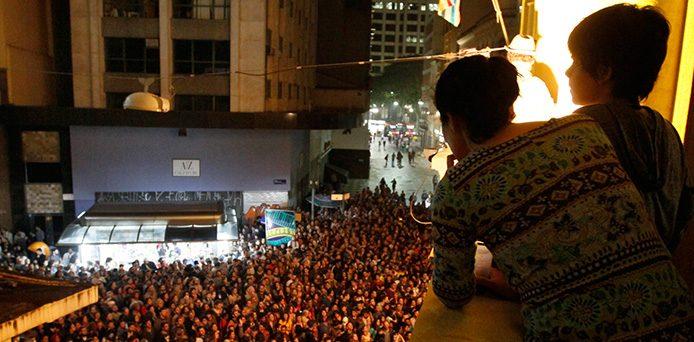 "12ª Ausgabe der ""Virada Cultural"" in São Paulo - Foto: Heloisa Ballarini/ SECOM"