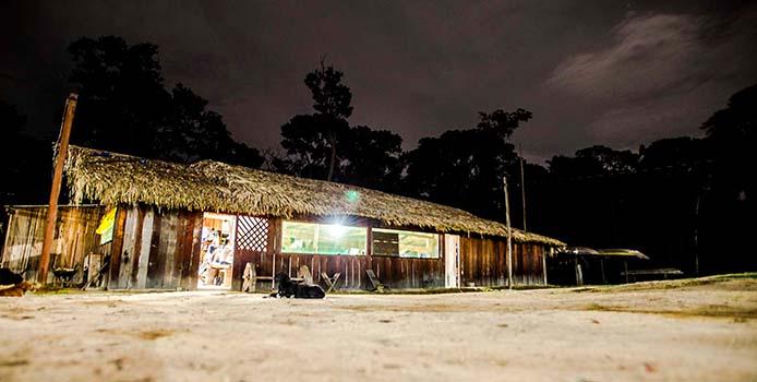 Land der  Kawahiva Indios am Rio Pardo - Foto: Marcelo Camargo/Agência Brasil