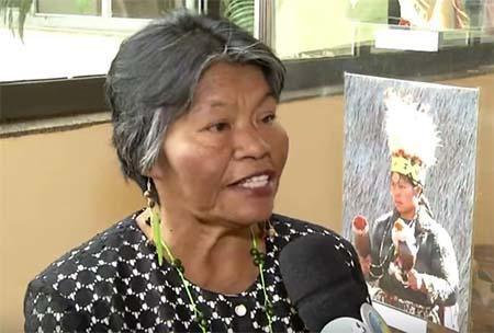 Enir Bezerra da Silva gestorben mit 61 Jahren Foto: Handout Video