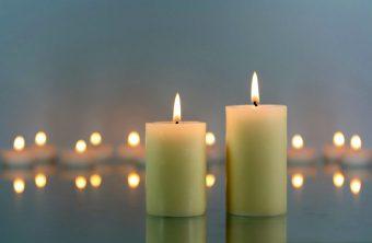 Weifle Kerzen