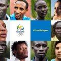 Flüchtlingsteam soll bei Olympiade in Rio de Janeiro Zeichen der Hoffnung setzen