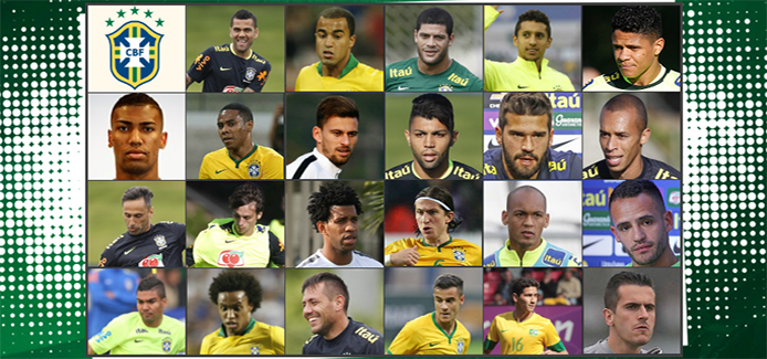 Selecao 2016 Copa America