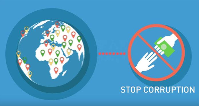 Handout Video: Together against Corruption