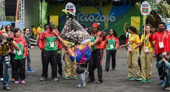 Foto: Rio2016/Alex Ferro