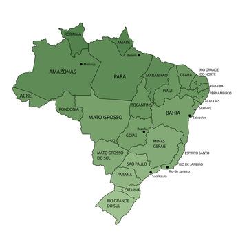 Karte: entelechie/Fotolia.com