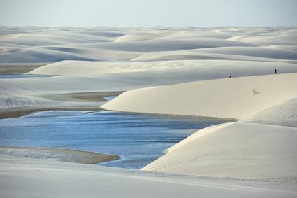 Lencois Maranhenses National Park - Foto: readytogo/Fotolia.com