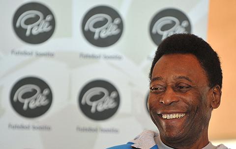 Pelé - Foto: Marcello Casal Jr./Agencia Brasil
