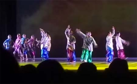 Tanzfestival Joinville - Screenshot Video