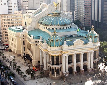 Teatro Muncipal Rio feiert 107 Jahre - Foto: GovRJ