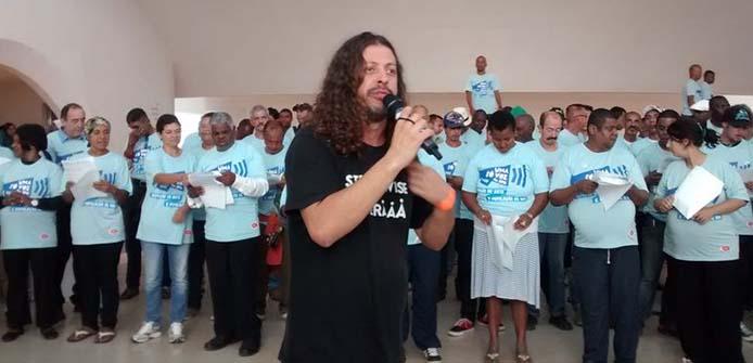 "Chor ""Uma Só Voz"" - Foto: Paulo Virgilio/Agência Brasil"