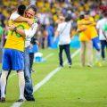Der Trainer und sein Star - Foto: Ministério do Esporte