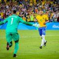 Die beiden Helden des Abends - Foto: Ministério do Esporte