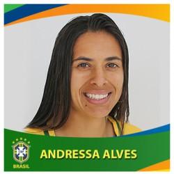 9Andressa Alves-Dressnummer-9